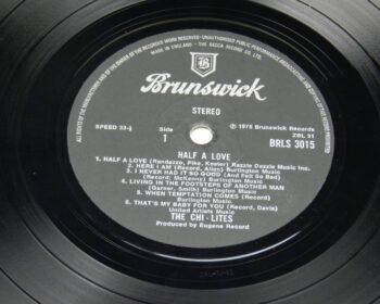 แผ่นเสียง brunswick record