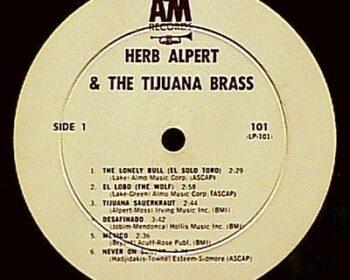 เลเบลแผ่นเสียง A&M Records