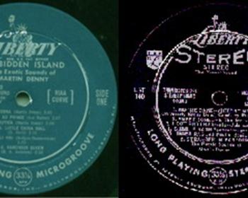 เลเบลแผ่นเสียง Liberty records