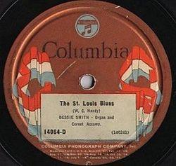 เลเบลแผ่นเสียง columbia record