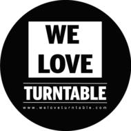 We Love Turntable